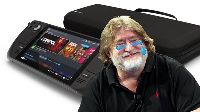 Gabe Newell y el precio de Steam Deck