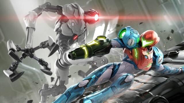 Metroid Dread mejoras mapa