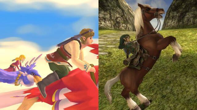 Zelda: Skyward Sword HD desarrollador