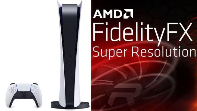 PS5 sí es compatible con AMD FSR tal y como demuestra Arcadegeddon