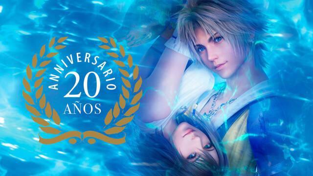 20 años de Final Fantasy X