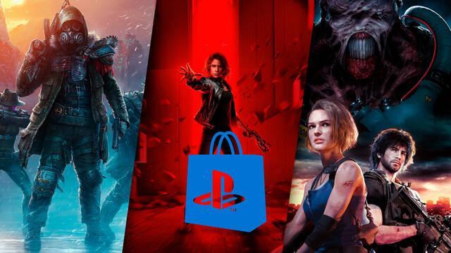 PlayStation Store ofertas juegos novedades y clásicos