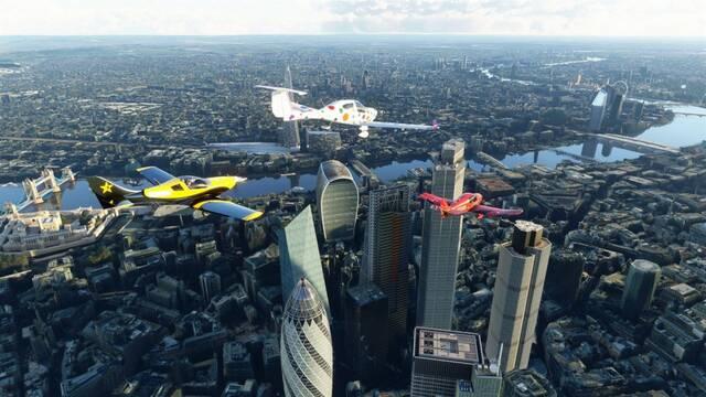 Microsoft Flight Simulator cuánto ocupa Xbox