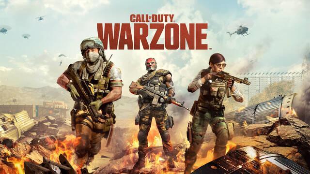 Call of Duty: Warzone elimina más de 50.000 cuentas de tramposos