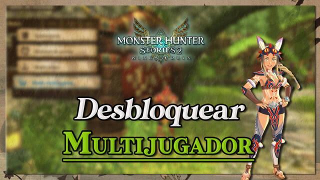 Cómo desbloquear el modo multijugador de Monster Hunter Stories 2