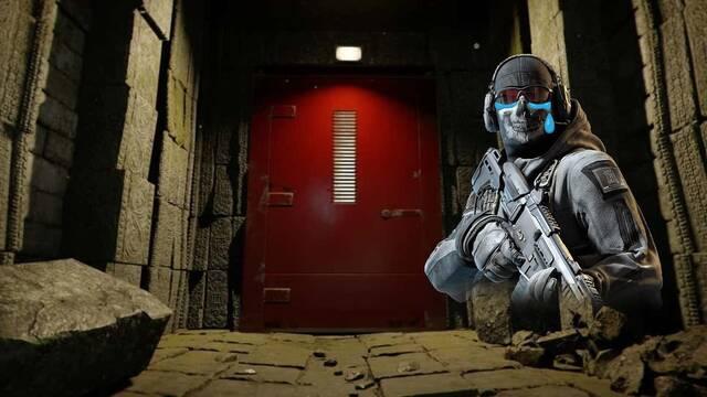 Call of Duty: Warzone y las puertas rojas volviendo invisibles a los jugadores
