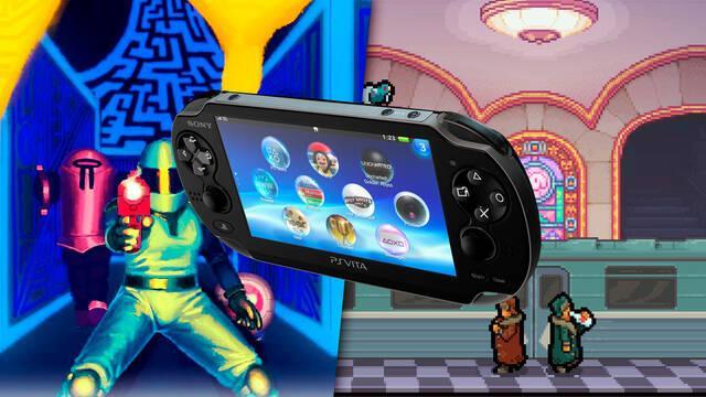 Últimos juegos lanzados en PS Vita