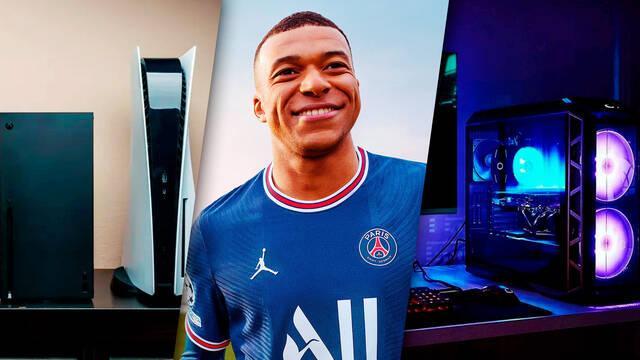 FIFA 22 en PC no tendrá novedades de PS5, Xbox Series y Google Stadia