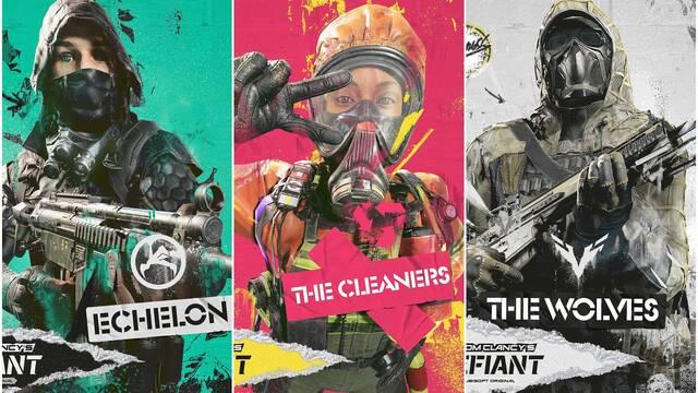 Ubisoft y el anuncio de Tom Clancy's XDefiant