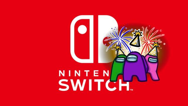 Among Us gratis en Nintendo Switch