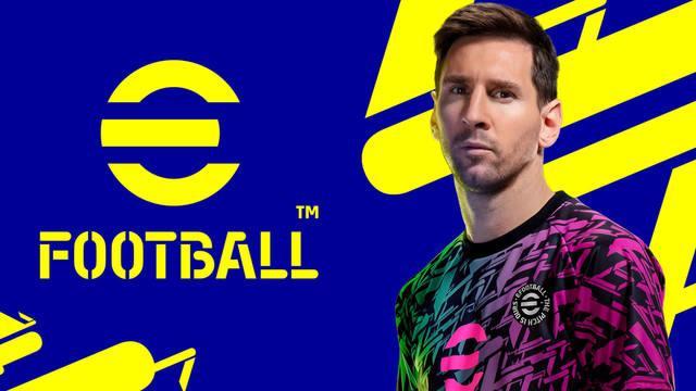 Konami anuncia eFootball, el sucesor gratuito de PES