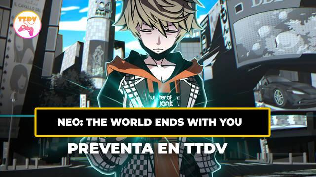 NEO: The World Ends With You en TTDV