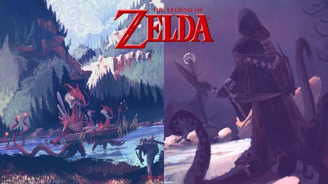 El juego Zelda protagonizado por Sheik y desarrollado por Retro Studios se vuelve a mostrar
