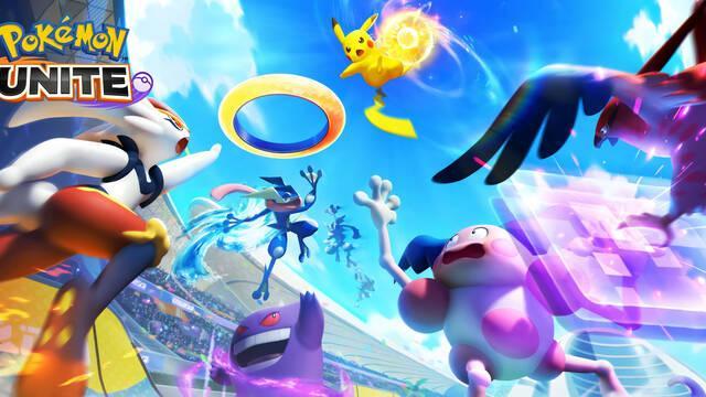 Pokémon Unite llegará a iOS y Android el próximo mes de septiembre
