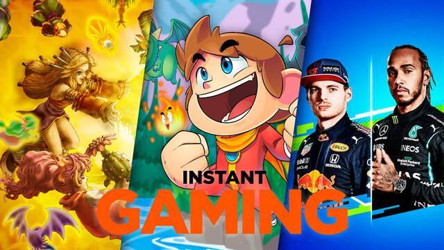 TOP 10 ofertas Instant Gaming primer fin de semana de julio