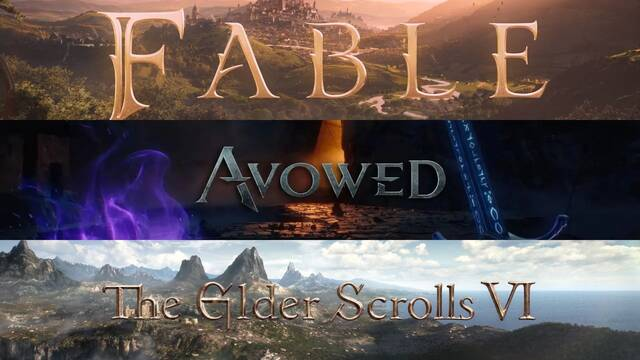 Avowed, Fable y The Elder Scrolls VI serán 'muy diferentes' entre sí, según Phil Spencer.