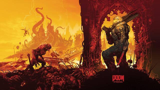 DOOM Eternal cancela su modo Invasion gratuito y lo sustituye por un nuevo modo hordas.