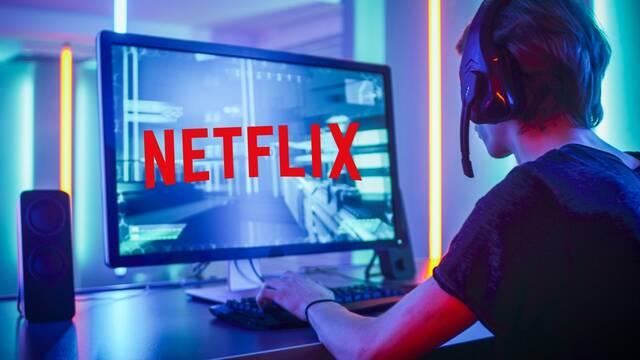 Netflix y los videojuegos