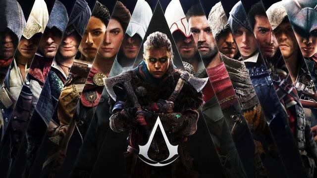 Más detalles de Assassin's Creed Infinity