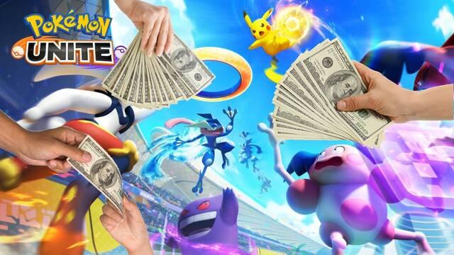 Pokémon Unite y sus microtransacciones