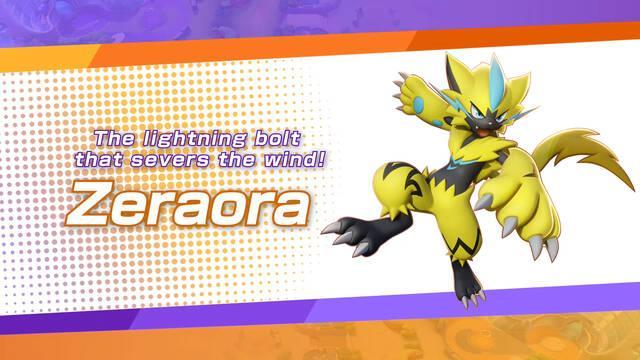 Pokémon Unite: Cómo conseguir gratis a Zeraora
