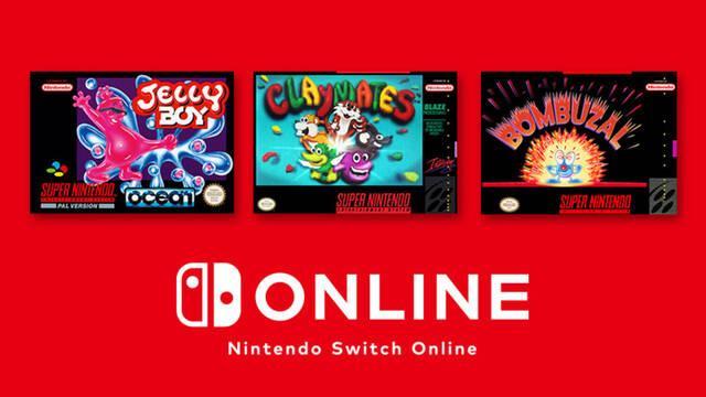 Nintendo revela los próximos juegos de SNES que estarán disponibles para Switch Online