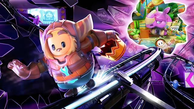 Fall Guys: El evento de Ratchet & Clank comenzará el 26 de julio