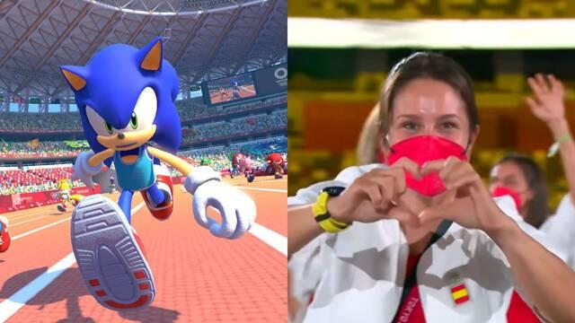 Los Juegos Olímpicos de Tokio rinden tributo a los videojuegos