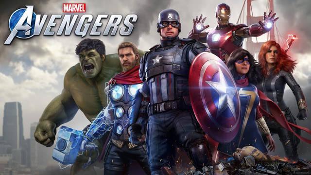 Prueba Marvel's Avengers gratis del 29 de julio hasta el 1 de agosto