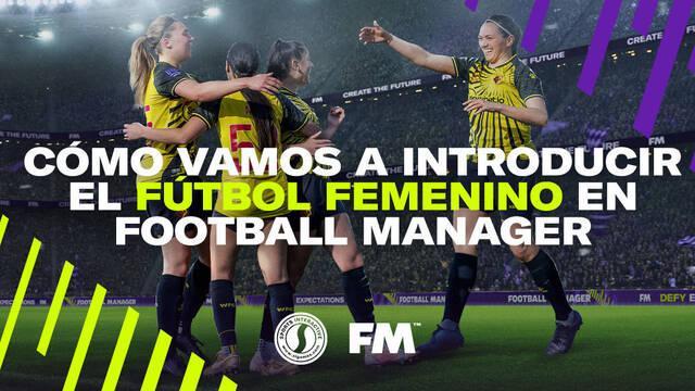 Football Manager tendrá equipos femeninos