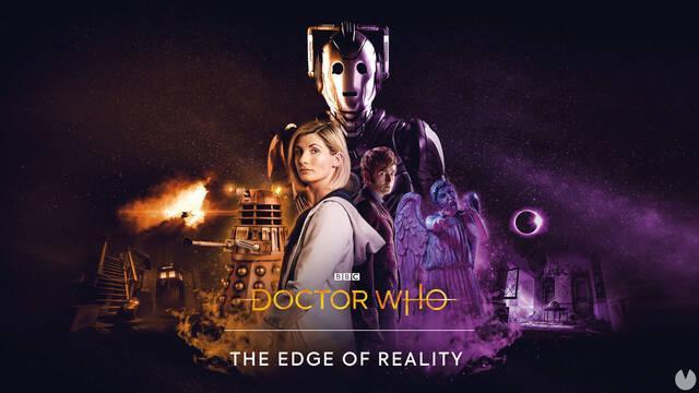 Doctor Who: The Edge of Reality llega en septiembre