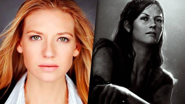 Anna Torv será Tess en The Last of Us HBO