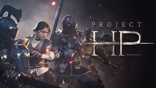 Primer gameplay de Project HP