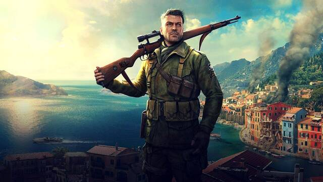 Sniper Elite 4 Enhanced ya disponible en PS5 y XSX