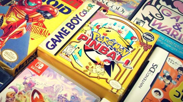 Pokémon Pinball tuvo una entrega en desarrollo para Nintendo DS