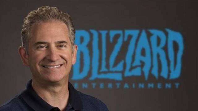 El expresidente de Blizzard está avergonzado por las acusaciones de abuso