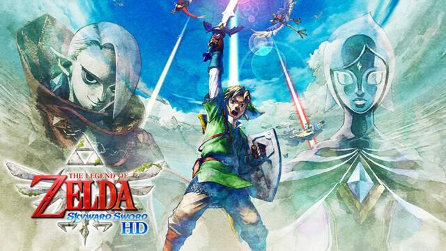 Zelda Skyward Sword HD: Nintendo comparte una curiosidad sobre su banda sonora