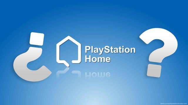 Actualización en la ficha de marca de PlayStation Home en Europa.