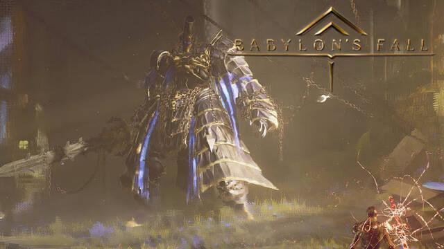 La beta cerrada de Babylon's Fall llega el 12 de agosto a Europa