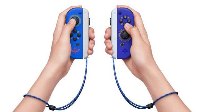 Parecía que Nintendo podría haber arreglado el Joy-Con drift con los mandos de Zelda, pero no