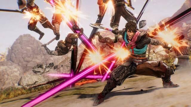Samurai Warriors 5 ya está a la venta en PS4, Xbox One, PC y Switch.