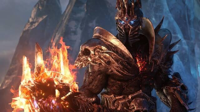 World of Warcraft detiene su producción