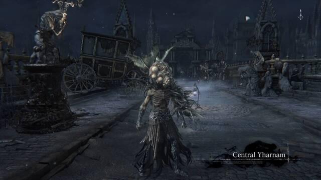 Modder de Bloodborne consigue atravesar la puerta secreta tras derrotar a Cleric Beast