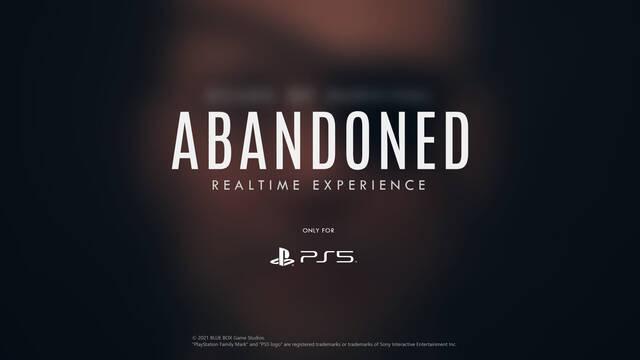 Los creadores de Abandoned publican una nueva imagen y resurgen los rumores sobre Hideo Kojima