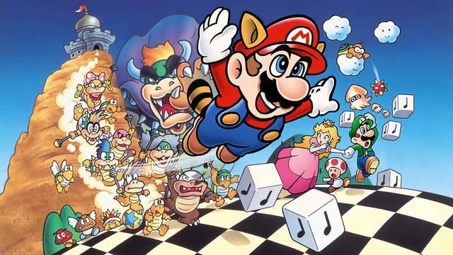 Super Mario Bros. 3 Special Edition llega por sorpresa a Nintendo Switch Online