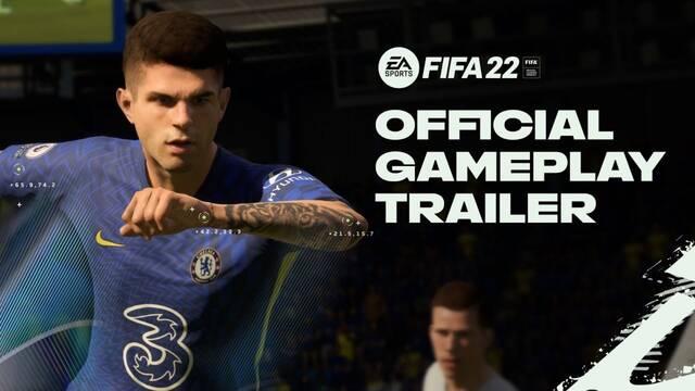 Nuevo tráiler de FIFA 22 mañana a las 17:00h (hora española).