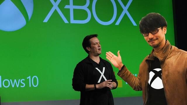 Hideo Kojima y su acuerdo con Xbox cada vez más cerca