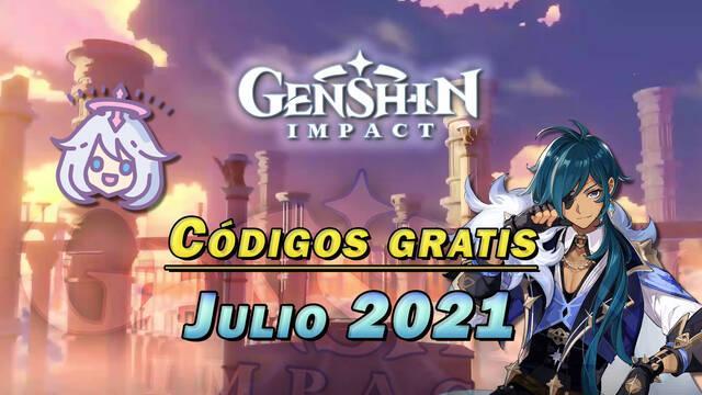 Genshin Impact: Nuevos códigos para conseguir Protogemas gratis en julio 2021