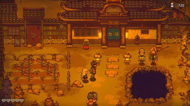 Eastward nos muestra un extenso vídeo gameplay de 25 minutos