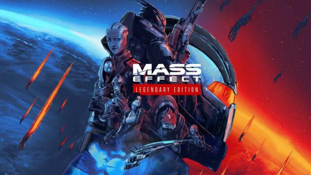 Mejoran los gráficos de Mass Effect: Legendary Edition con el mod de texturas ALOT